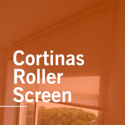 Cortinas Roller Screen